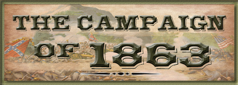 Campaign of 1863 - Free Online Team Strategy Game